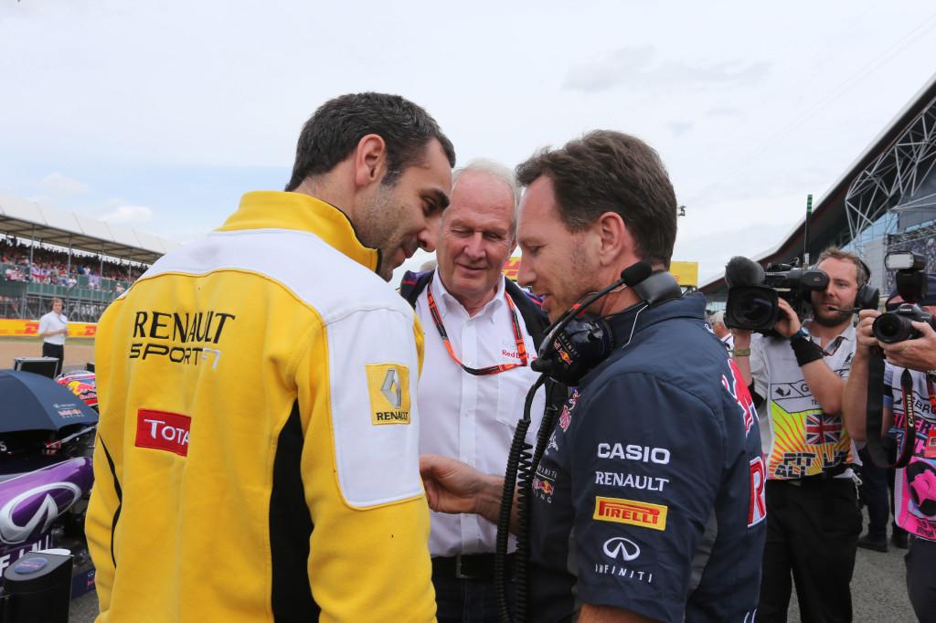 Renault: Red Bull (e non Toro Rosso) con PU aggiornata ad Austin