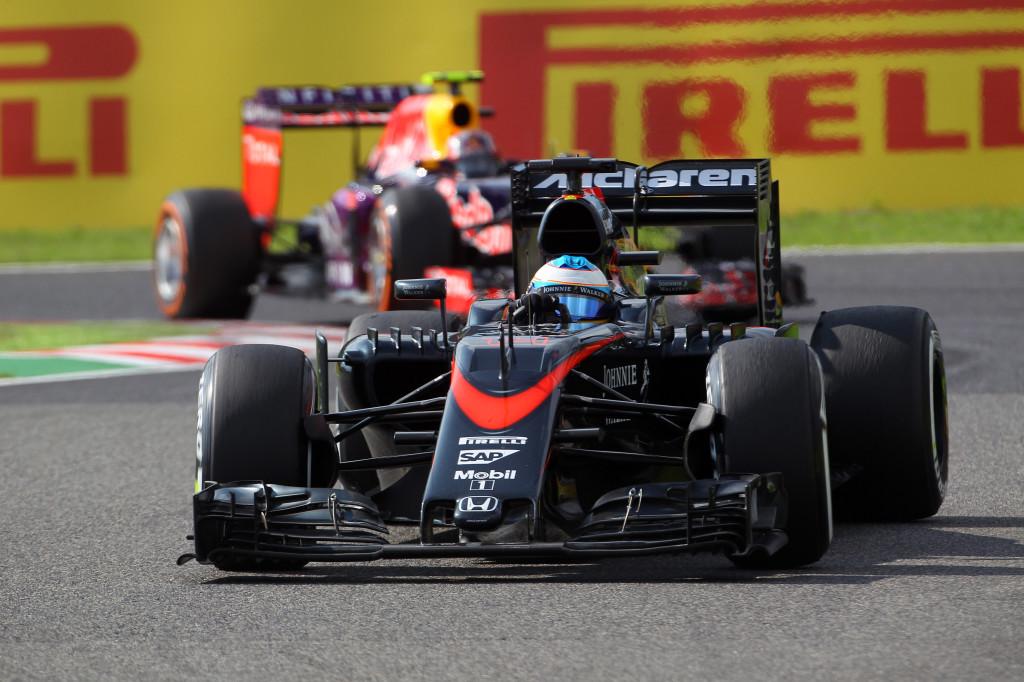 """McLaren, Alonso: """"Nel 2016 devono cambiare molte cose"""""""