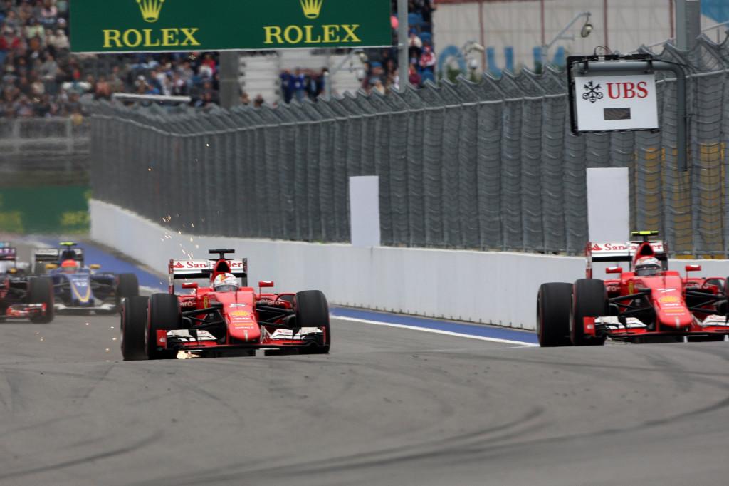 Ferrari, motore aggiornato ad Austin solo per Kimi Raikkonen?