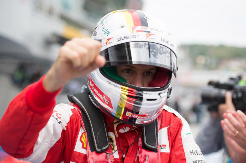 """Sebastian Vettel: """"La Ferrari è speciale, risultati oltre ogni aspettativa"""""""