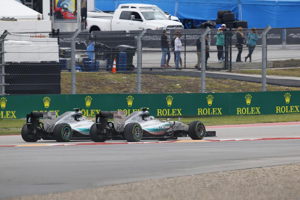 """Mercedes, Lauda: """"Il contatto Hamilton-Rosberg è un discorso chiuso"""""""