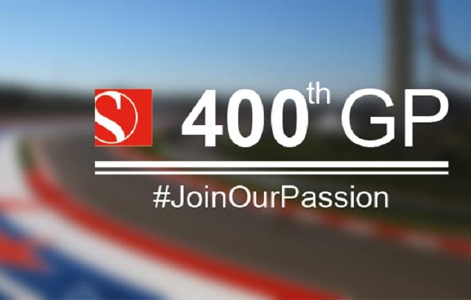 GP USA, la Sauber correrà il suo 400° GP in Formula 1