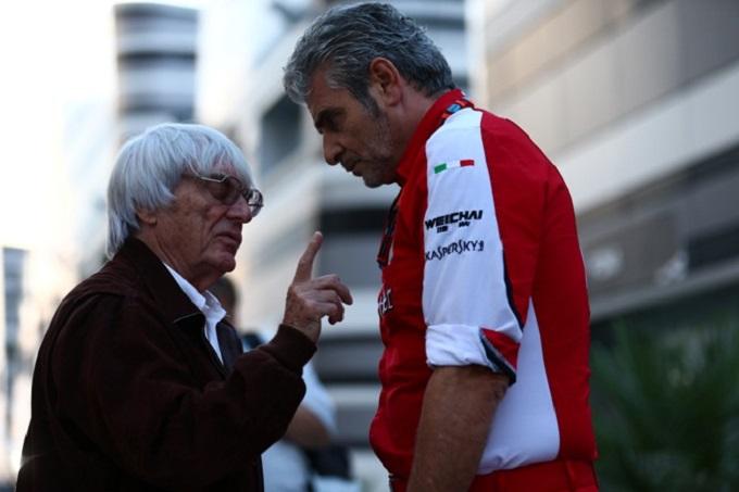 """Ecclestone: """"Non posso obbligare la Ferrari a dare la PU 2016 alla Red Bull"""""""