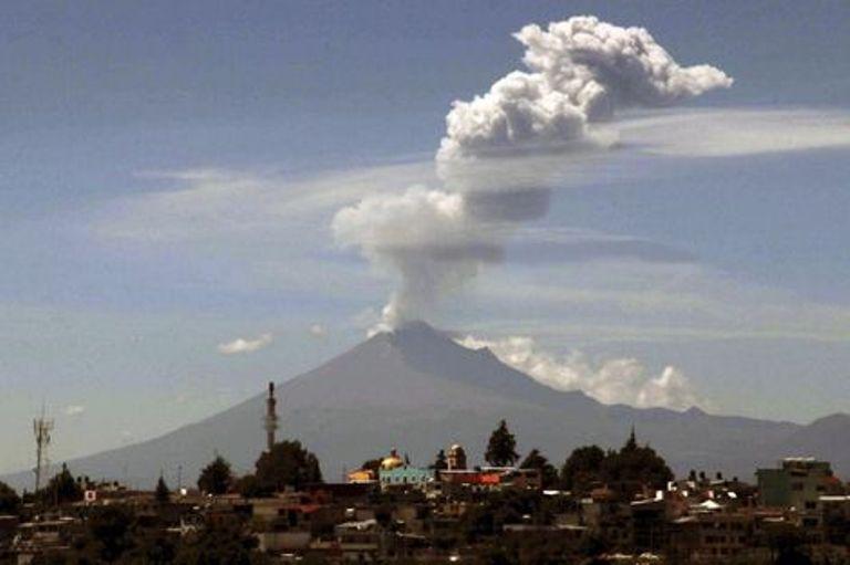 Dopo l'uragano a disturbare il Circus arriva l'eruzione vulcanica