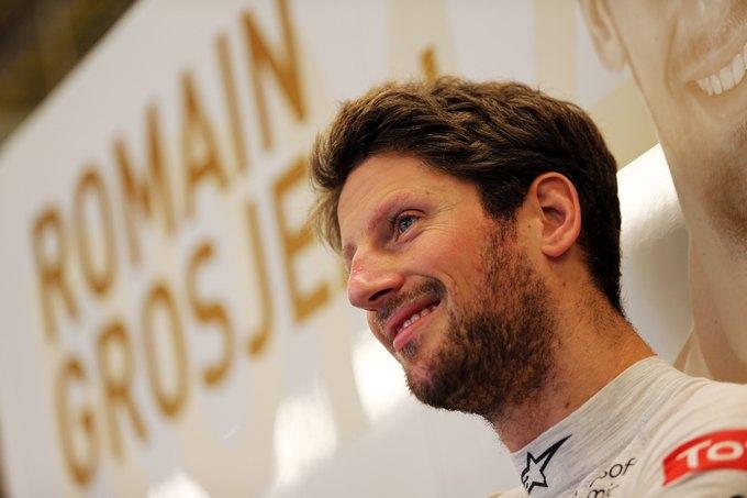 """Grosjean: """"Nelle prime libere ho preferito non rischiare"""""""