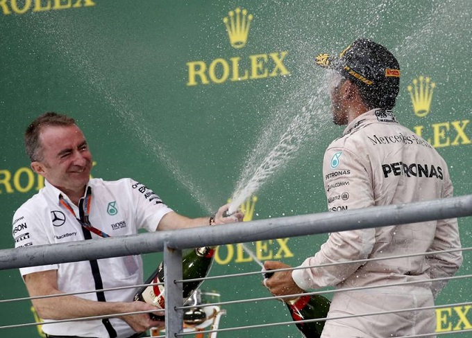 """Lowe: """"Nel 2016 Hamilton farà meglio di quest'anno"""""""