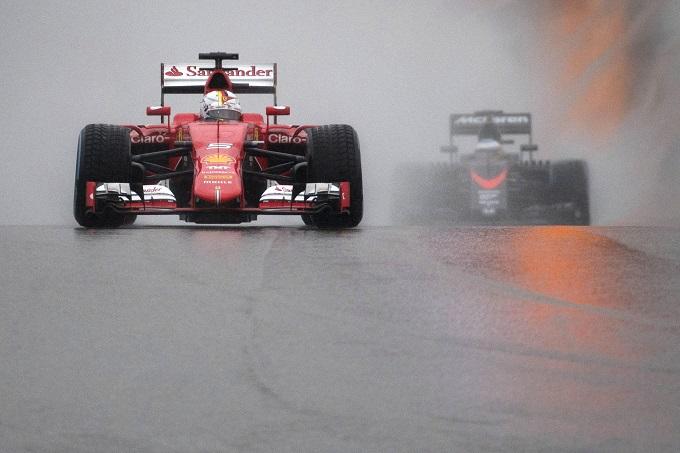 """Vettel: """"La Ferrari ha superato ogni aspettativa"""""""