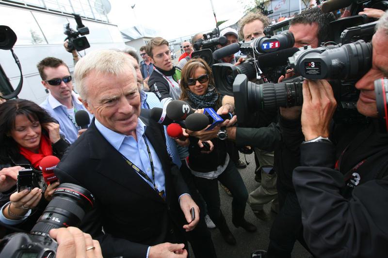 """Mosley contro la Ferrari: """"Diritto di veto usato in modo meschino"""""""