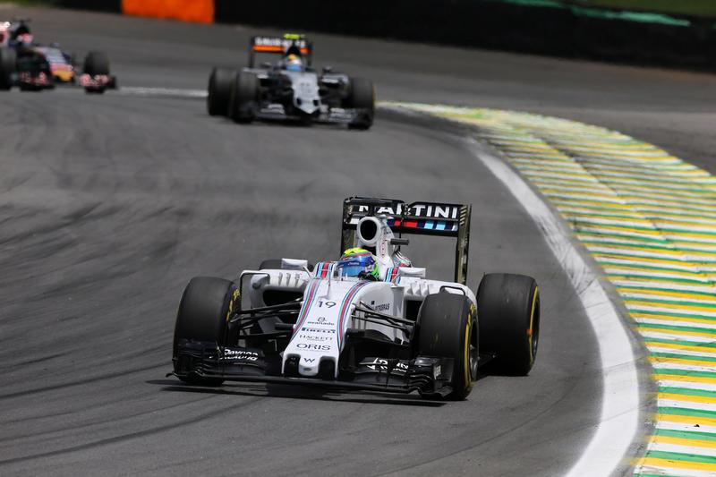 La Williams rinuncia al ricorso contro la squalifica di Massa