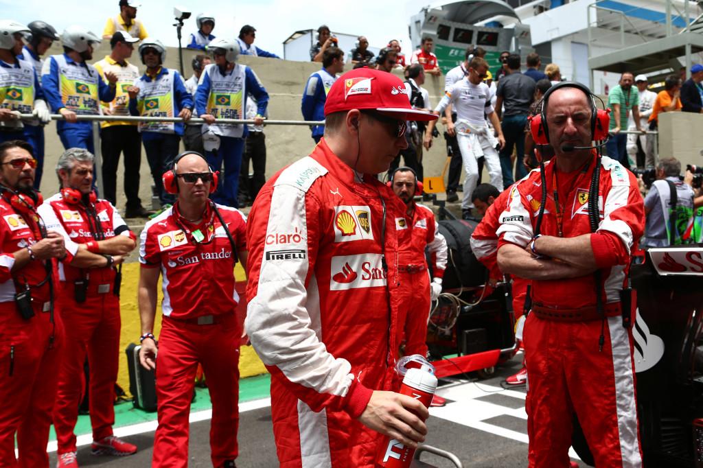 """Ferrari, Raikkonen: """"Sono fiducioso, il tempo ci dirà se saremo all'altezza della Mercedes"""""""