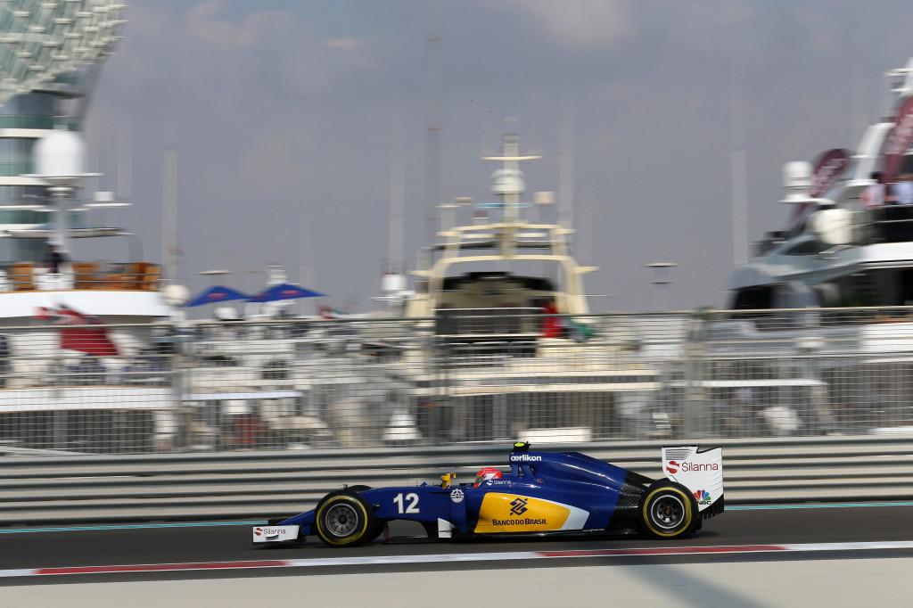 Sauber, Felipe Nasr soddisfatto della monoposto