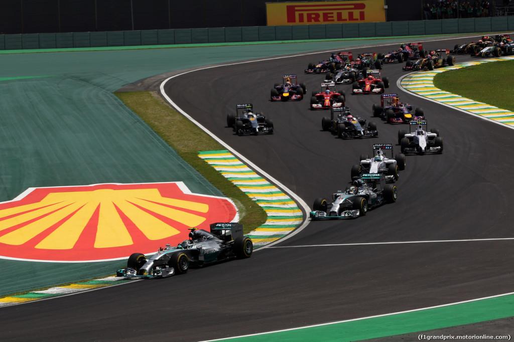 Gran Premio del Brasile 2015, San Paolo: Anteprima e Orari del Weekend
