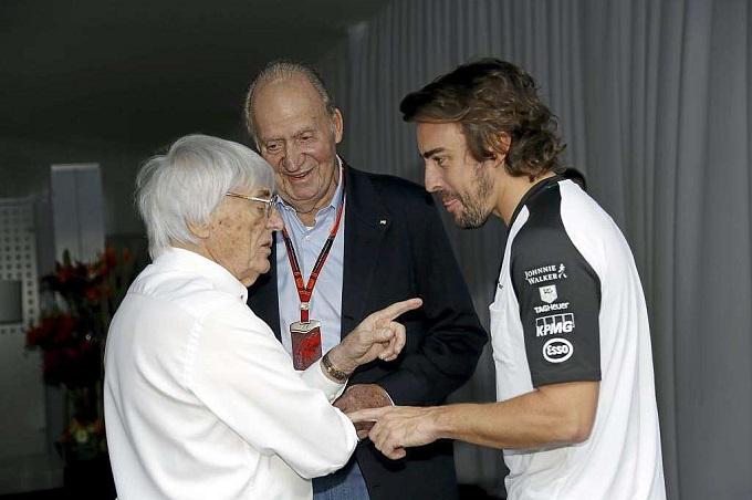 """Alonso a Juan Carlos I: """"Mi ha detto che non aveva potenza"""""""