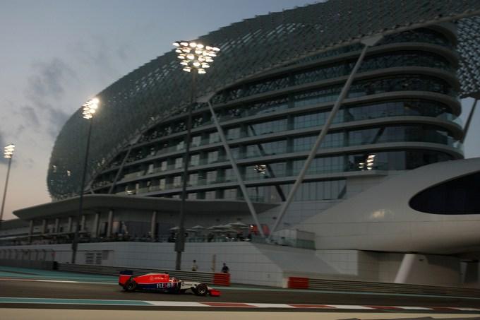 """Stevens: """"Ad Abu Dhabi in sintonia con l'auto"""""""