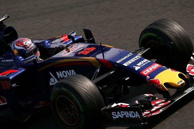 """Verstappen senior: """"Max in Toro Rosso anche nel 2016"""""""