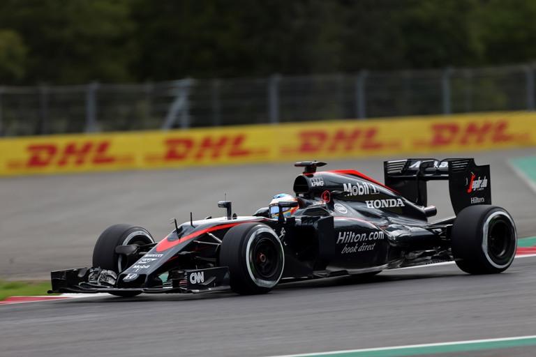 La McLaren scivola sul fronte finanziario