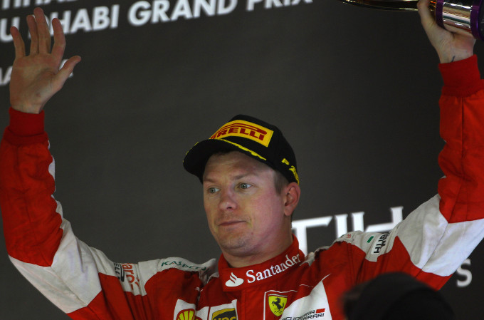 """Raikkonen: """"Il terzo posto è quello che ci aspettavamo oggi"""""""