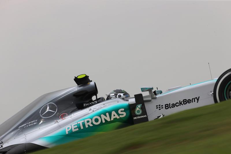 GP Brasile, Prove Libere 2: Hamilton passa il testimone a Rosberg