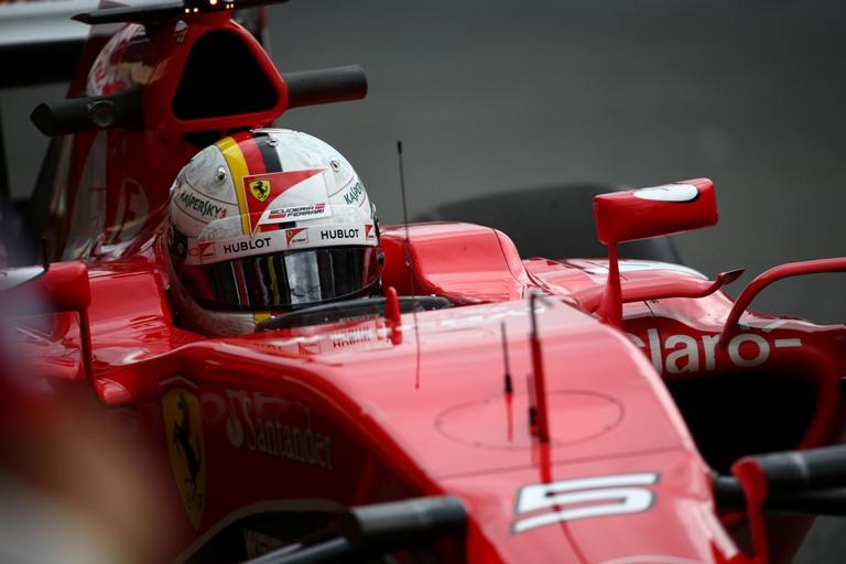 """Vettel: """"Giusta la decisione di non punire Ricciardo in Messico"""""""