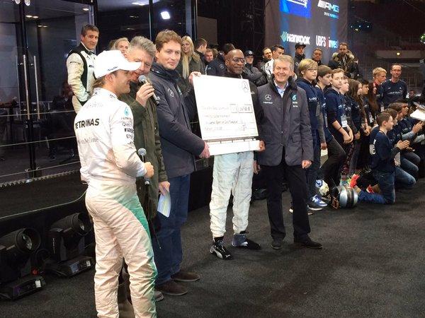 "Rosberg: ""Mick Schumacher deve divertirsi quando corre"""