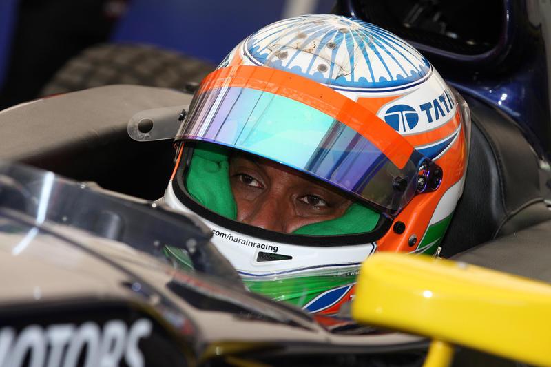 "Narain Karthikeyan: ""Difficilmente rivedremo un GP di India"""