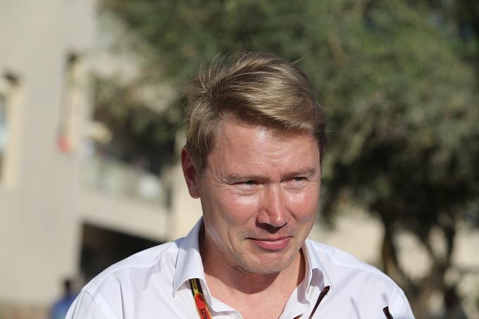 Mika Hakkinen si separa dallo storico manager