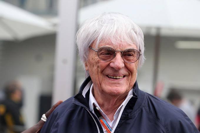 """Bernie Ecclestone: """"Contento che Channel 4 abbia acquisito i diritti della F1 nel Regno Unito"""""""