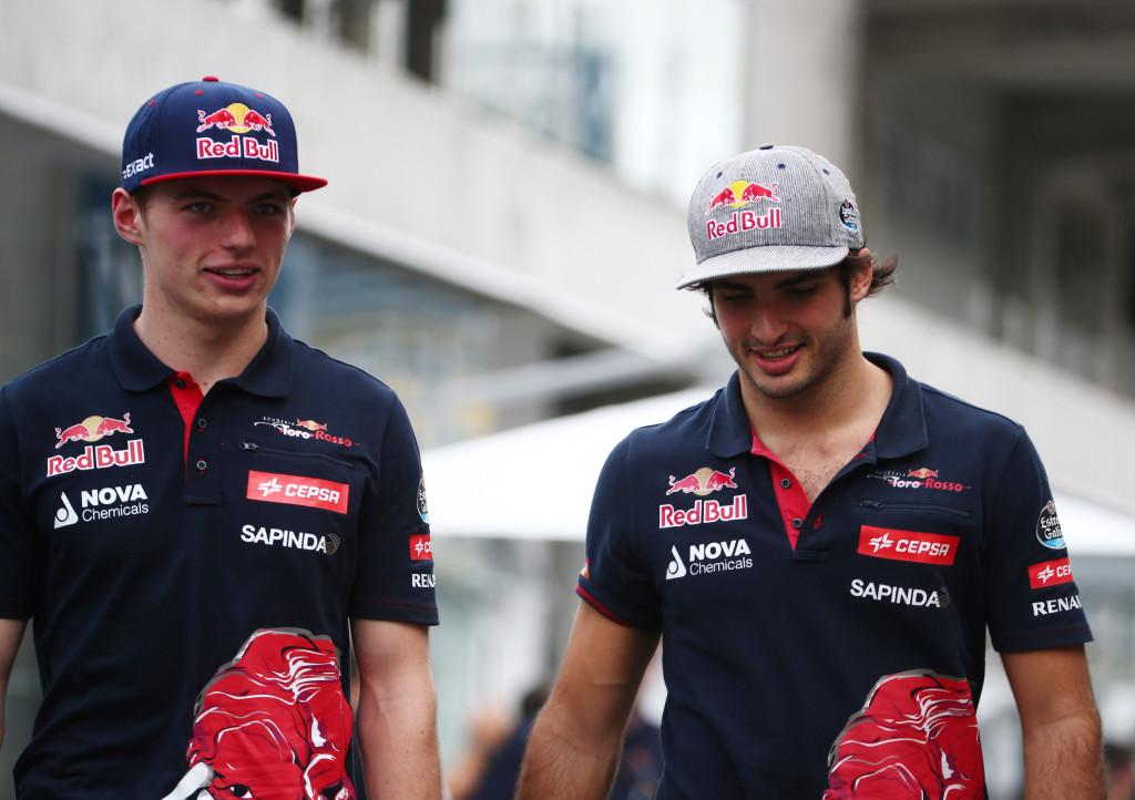 Pagellone 2015: Tororosso, Verstappen e Sainz