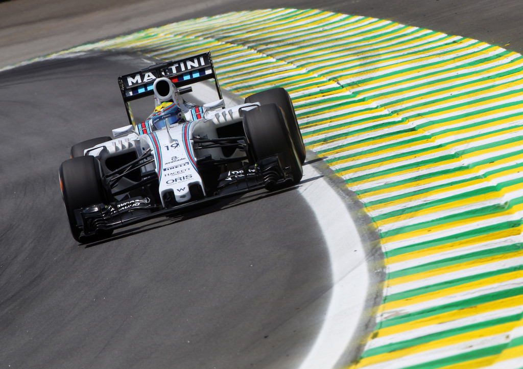Pagellone 2015: Williams, Bottas e Massa