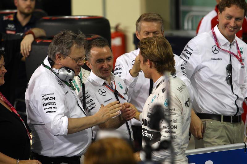 F1 2017 – Andy Green e Paddy Lowe preoccupati per i nuovi regolamenti