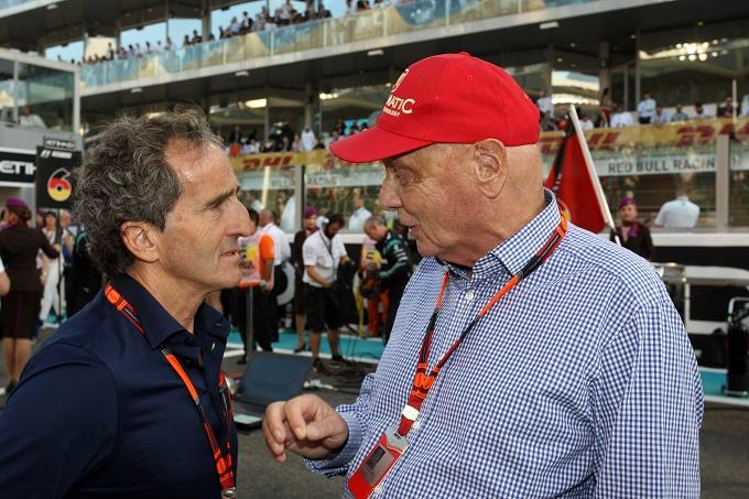"""Alain Prost: """"Rosberg ha disputato un ottimo finale di stagione"""""""