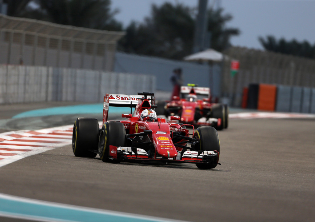 Pagellone 2015: Ferrari, Vettel e Raikkonen