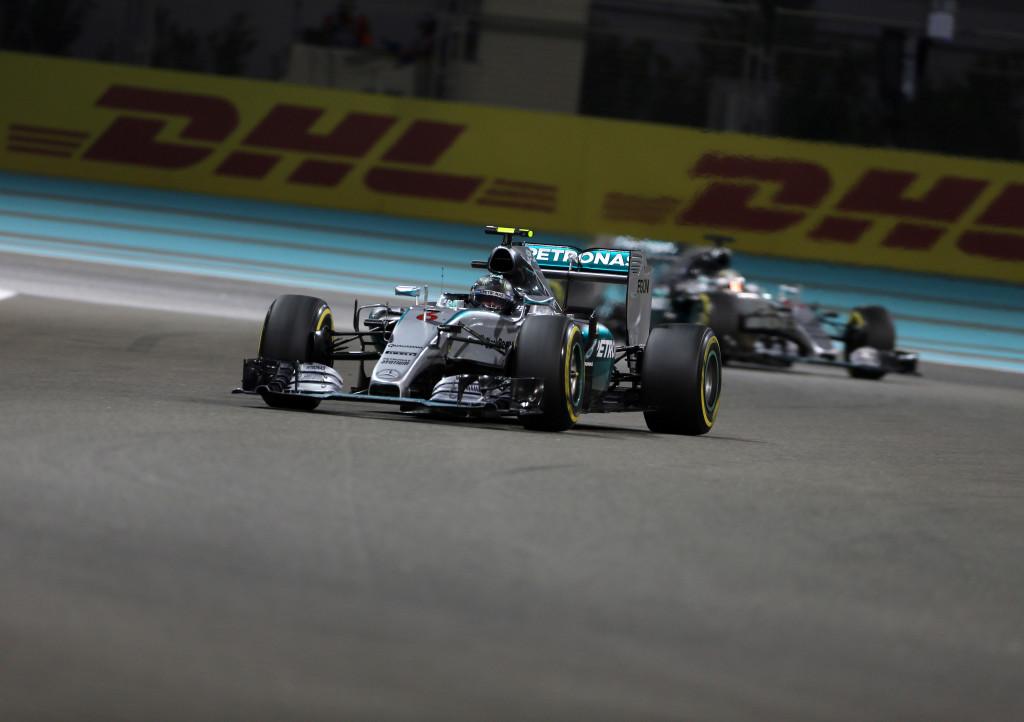 Pagellone 2015: Mercedes, Hamilton e Rosberg
