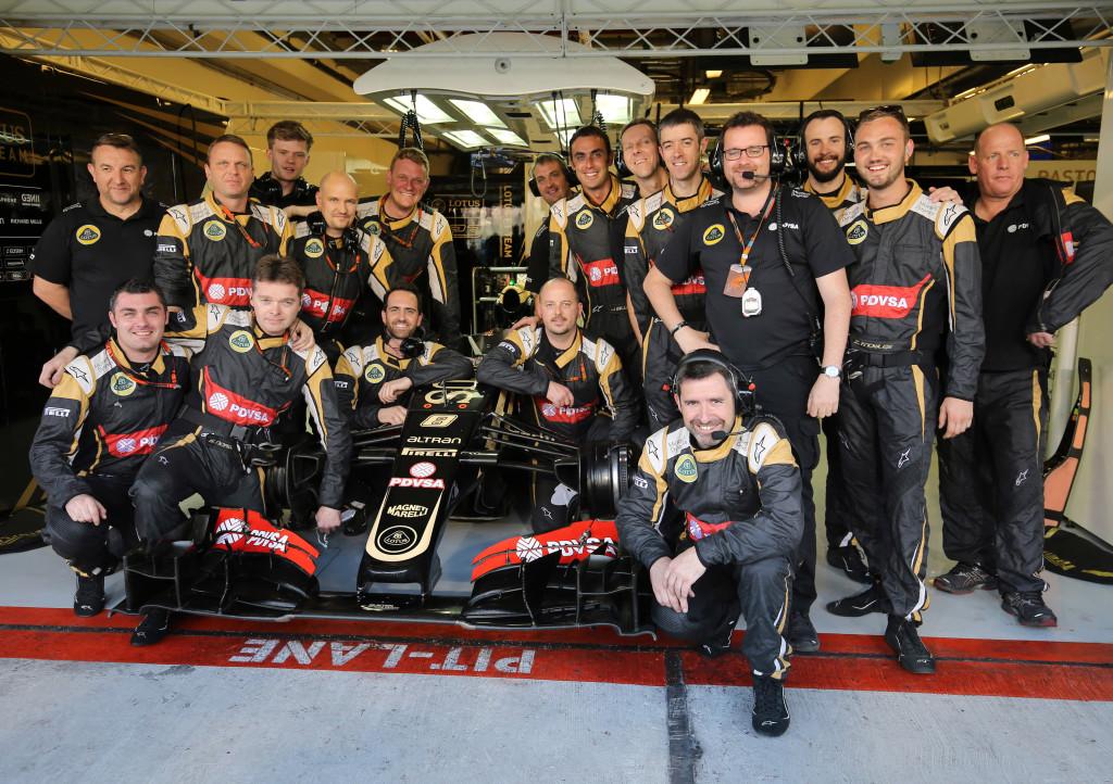 Pagellone 2015: Lotus, Grosjean e Maldonado