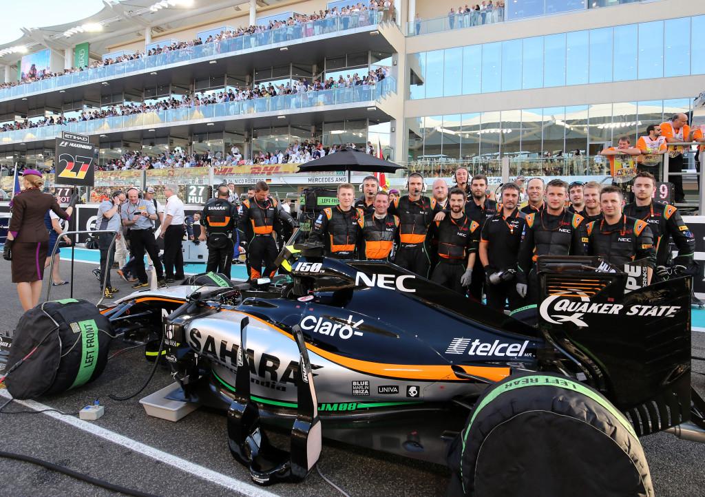 Pagellone 2015: Force India, Perez e Hulkenberg