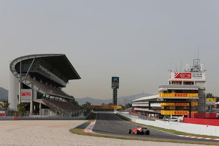 Barcellona riduce i fondi per il GP di F1