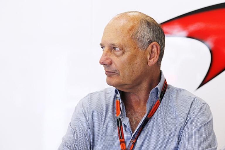 "Dennis: ""Ho ancora le carte in regola per portare al successo la McLaren"""