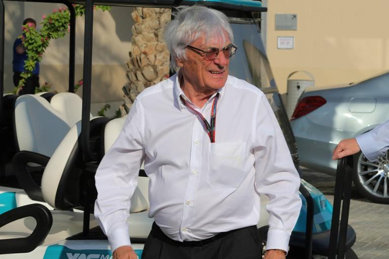 """Ecclestone: """"La F1 forse in vendita nei prossimi mesi"""""""
