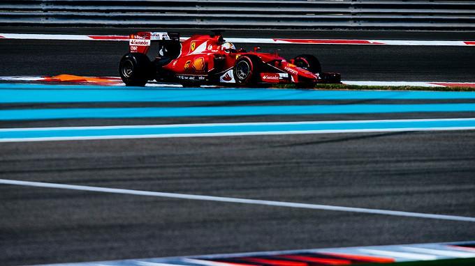Ferrari: si conclude con il test di gomme 2016 la carriera della SF15-T