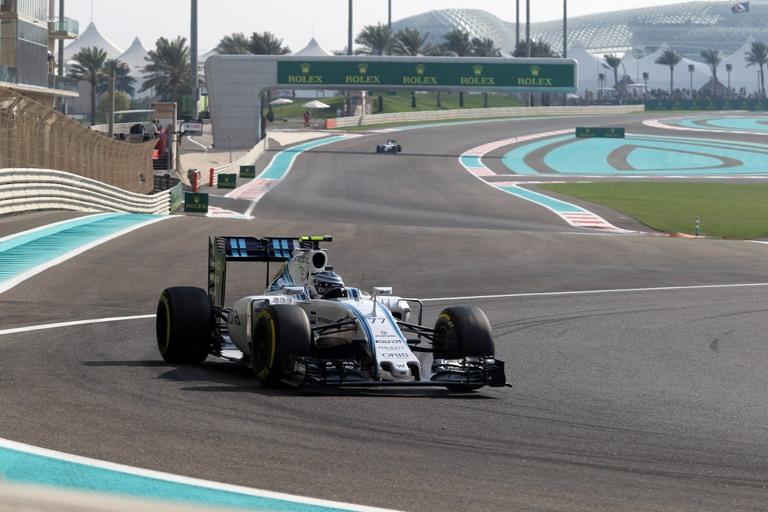 La Williams delude ad Abu Dhabi