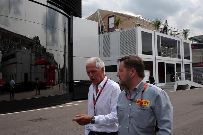 """Pirelli, Paul Hembery: """"Abbiamo bisogno dei top driver per testare le gomme del futuro"""""""