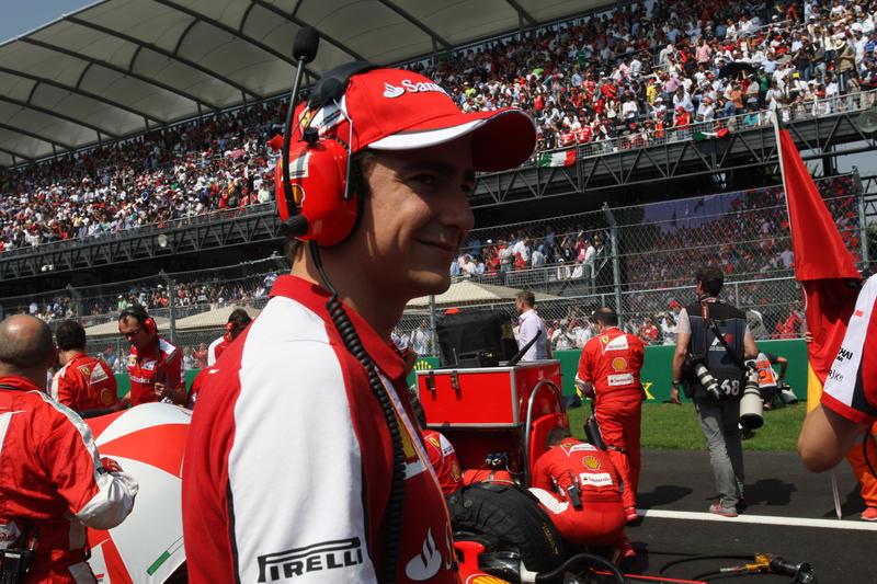 """Haas, Gutierrez: """"Andare in Ferrari è stato un rischio che ha pagato"""""""