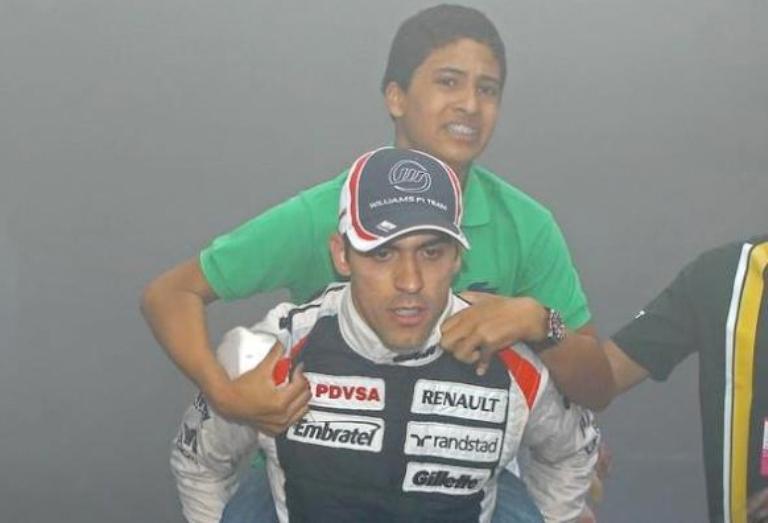 Debutto in F4 per il cugino di Maldonado