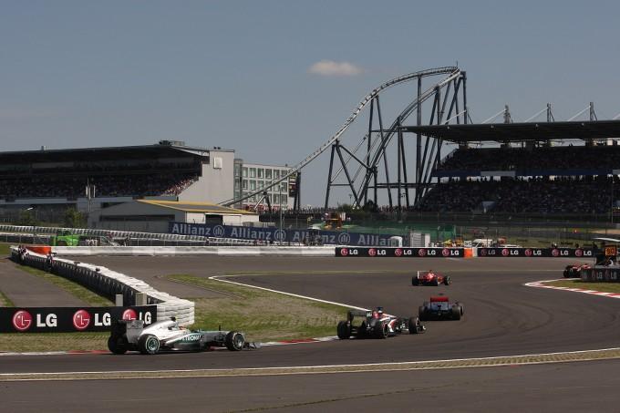 Il Nurburgring potrebbe tornare in F1 nel 2017
