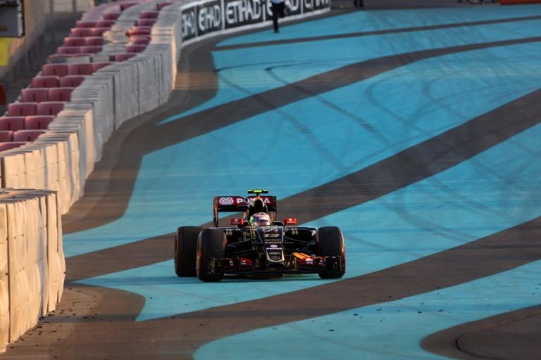 La PDVSA nega le voci che vorrebbero Maldonado fuori dalla Renault