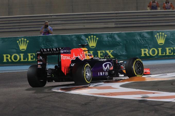 Red Bull senza sponsor principale in F1 nel 2016