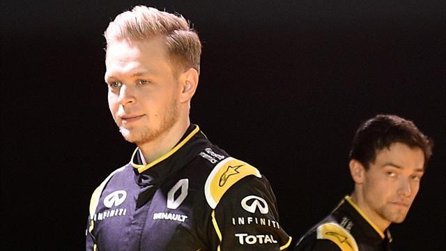"""Renault, Magnussen: """"Massimo rispetto per Maldonado"""""""