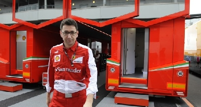 "Ferrari, Binotto: "" Power unit efficiente e con ingombri ridotti"""