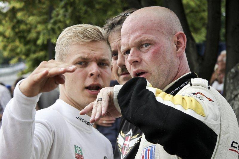 """Jan Magnussen: """"Renault opportunità importante per Kevin"""""""