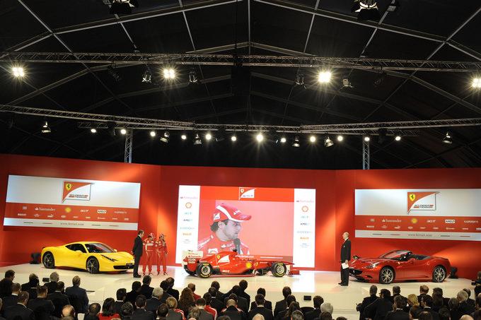 Ferrari – Quella presentazione Web che allontana la F1 dai tifosi